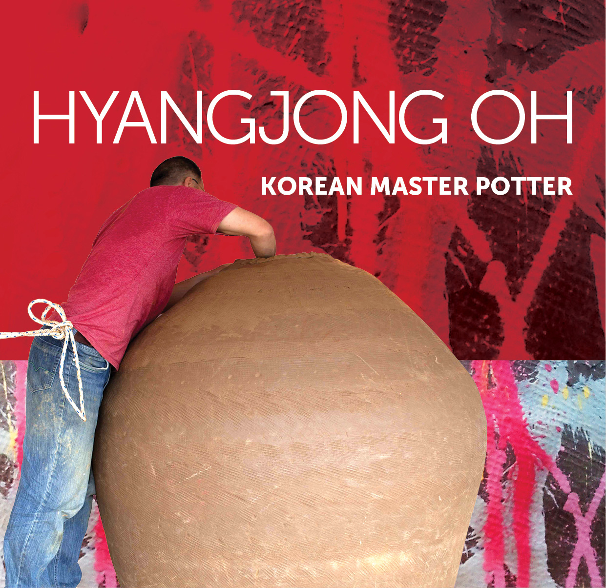 As part of this year's Clunes Ceramic Award, renowned Korean potter, Hyangjong Oh, will hold ceramic workshops in Daylesford and Clunes this September.